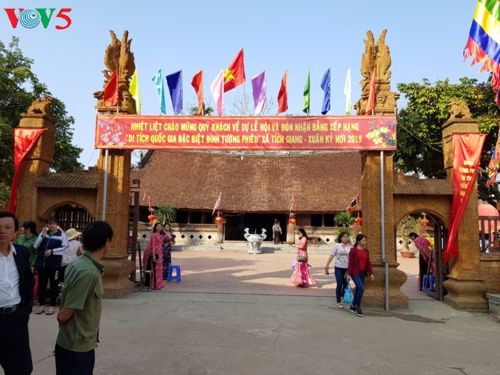 Balai desa Tuong Phieu-Situs peninggalan sejarah nasional istimewa - ảnh 1