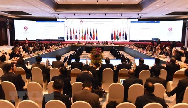 Banyak harapan dari Perjanjian Ekonomi Komprehensif  Regional (RCEP) - ảnh 1