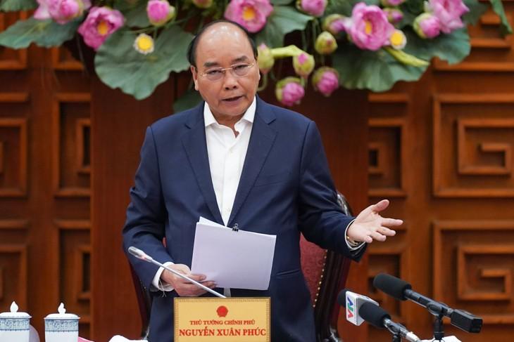 PM Nguyen Xuan Phuc mengirim tilgram untuk menyapa situasi wabah penyakit  radang paru-paru karena  virus Corona di Tiongkok - ảnh 1