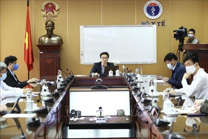 """Vietnam terus menjalani secara serius """"pembatasan sosial"""" untuk mencegah penyebaran virus SARS-CoV-2 - ảnh 1"""