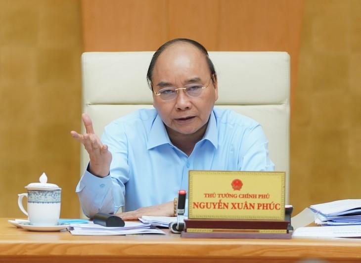 PM Nguyen Xuan Phuc memimpin rapat Badan Pengarahan  urusan penyelengaraan  harga - ảnh 1