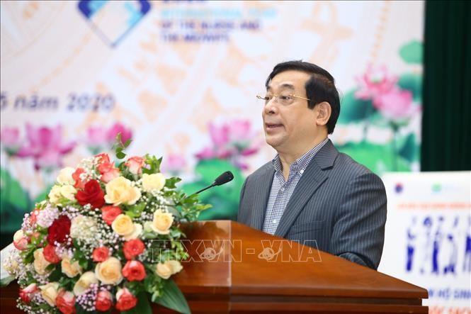 Vietnam berbagi pengalaman menghadapi  wabah Covid-19 dengan Institut AS-Asia - ảnh 1