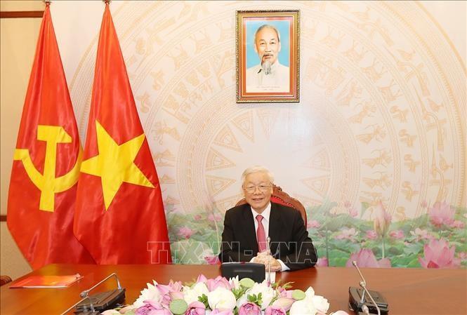 Vietnam-Kamboja terus  berkoordinasi melaksanakan semua Pernyataan bersama, perjanjian dan permufakatan kerja sama antara dua pihak - ảnh 1