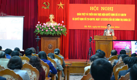 Enhancing social supervision and criticism to promote people's intellect  - ảnh 1