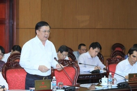 NA deputies hear reports on Tax Law revisions - ảnh 1