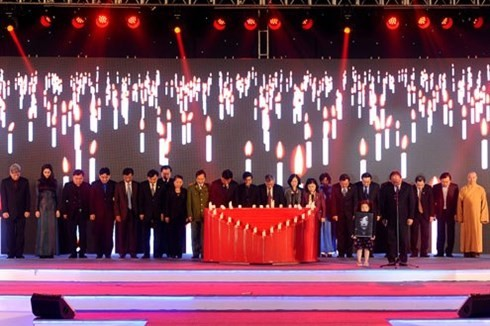 Ceremony held in remembrance of traffic accident victims - ảnh 1
