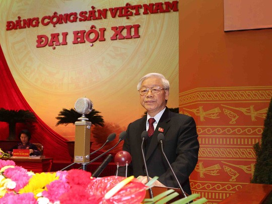 Communist Party of Vietnam: new viewpoints in personnel building - ảnh 1