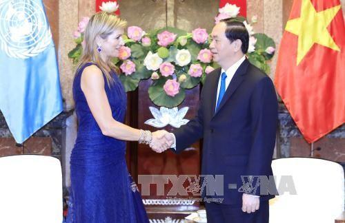 Vietnam's poverty reduction accomplishments appreciated  - ảnh 1