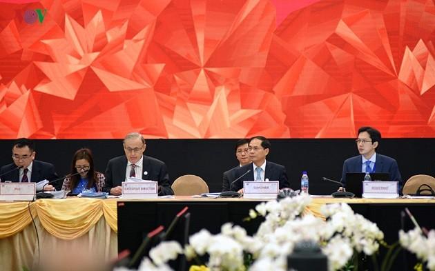 CSOM opens APEC 2017 Economic Leaders' Week in Da Nang - ảnh 2