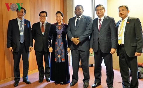NA Chairwoman urges IPU to lead cooperation among nations - ảnh 1
