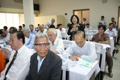 全国各省市祖阵下半年工作会议在多乐省邦美蜀市举行   - ảnh 1