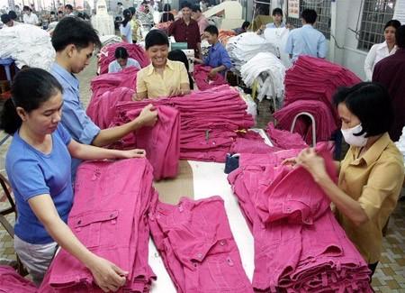 越南纺织品服装业克服困难,保持增长势头 - ảnh 2