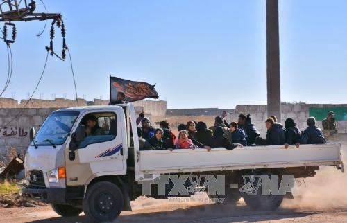 叙利亚军队夺回阿勒颇市东部多个重要地区的控制权 - ảnh 1