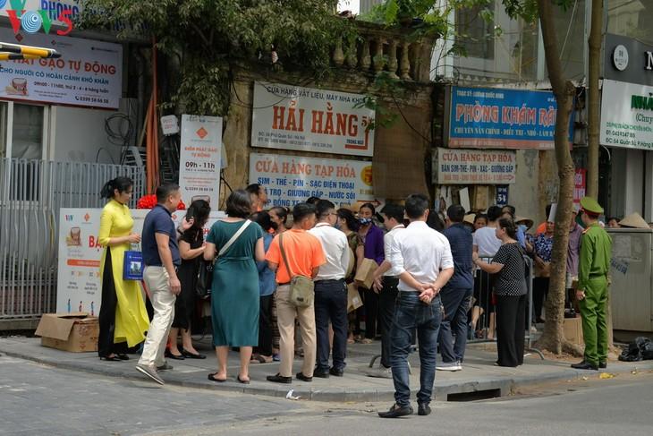 Khai trương cây ATM Gạo Yêu Thương tại địa chỉ 58 Quán Sứ  - ảnh 13