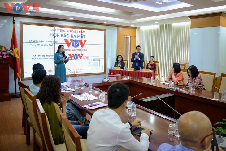 Đài Tiếng nói Việt Nam ra mắt logo mới và nền tảng nội dung số VOVlive - ảnh 2