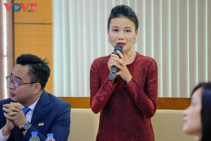 Đài Tiếng nói Việt Nam ra mắt logo mới và nền tảng nội dung số VOVlive - ảnh 5