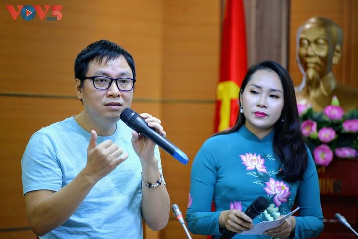 Đài Tiếng nói Việt Nam ra mắt logo mới và nền tảng nội dung số VOVlive - ảnh 8