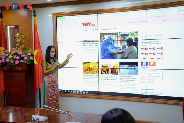 Đài Tiếng nói Việt Nam ra mắt logo mới và nền tảng nội dung số VOVlive - ảnh 11