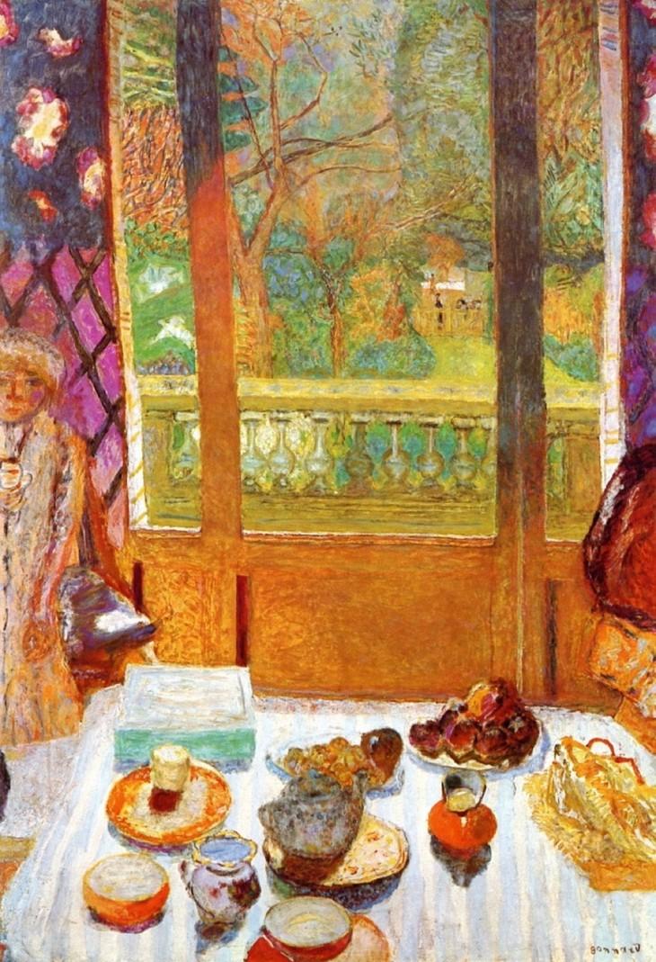 """""""Lặng yên rực rỡ"""" – Triển lãm số về hai đại danh họa Claude Monet và Pierre Bonnard - ảnh 2"""