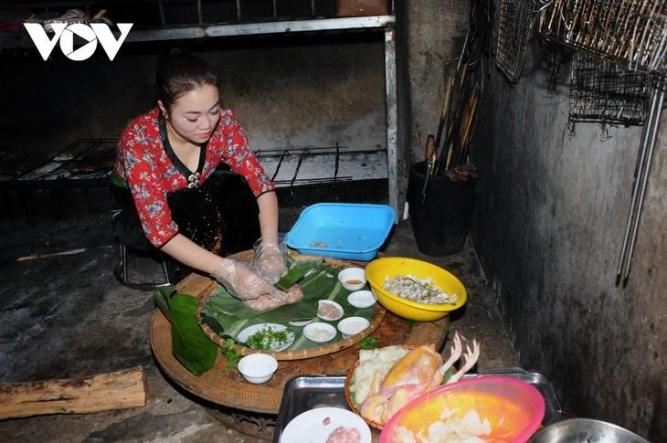 Lên Sơn La thưởng thức món ăn hấp dẫn từ hoa ban - ảnh 15