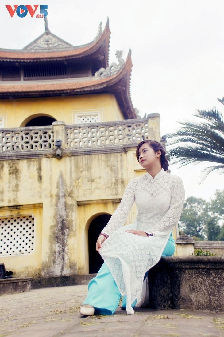 Áo dài Việt Nam- Giá trị được khẳng định và phát huy - ảnh 6