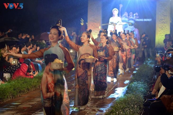Áo dài Việt Nam- Giá trị được khẳng định và phát huy - ảnh 2
