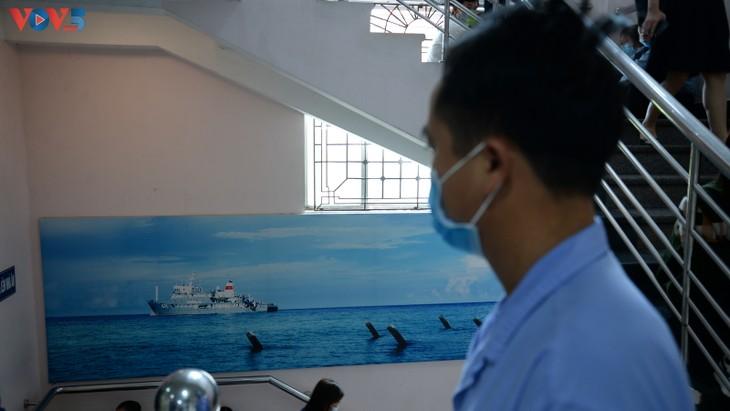 Có một Trường Sa trong Bệnh viện Đại học Y Hà Nội - ảnh 6