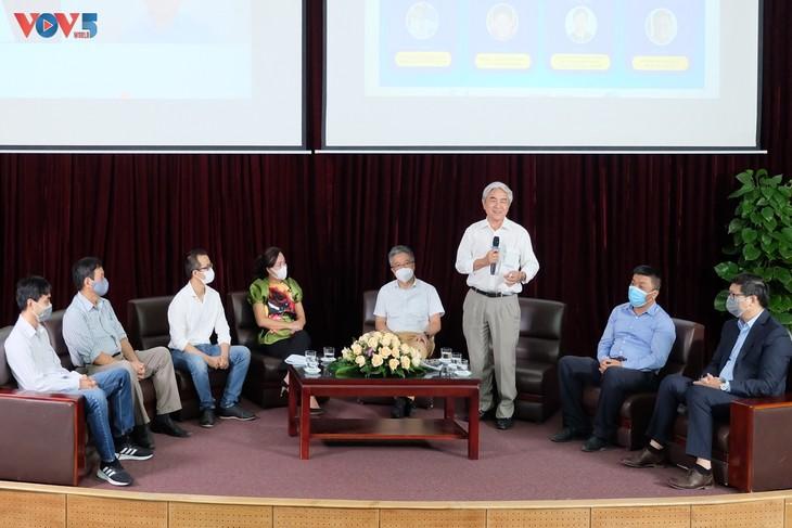 Khoa học công nghệ: Đổi mới sáng tạo để kiến tạo tương lai - ảnh 5