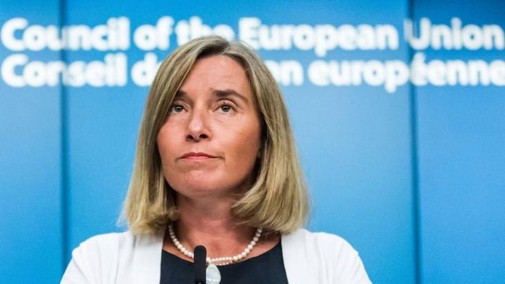 Mogherini appelle à des pourparlers directs pour résoudre la crise du Golfe - ảnh 1