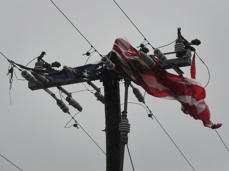 Harvey : au moins cinq morts au Texas et des inondations «extrêmement graves» - ảnh 1
