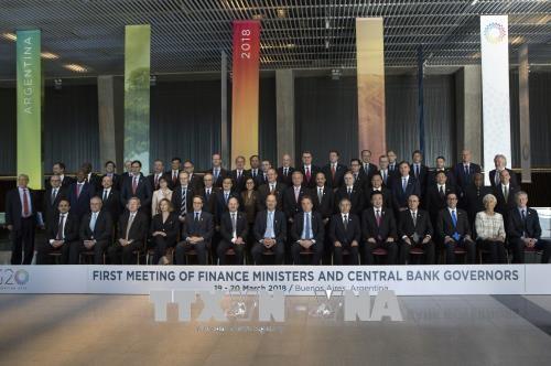 Le G20 insiste sur la poursuite du dialogue sur le commerce - ảnh 1