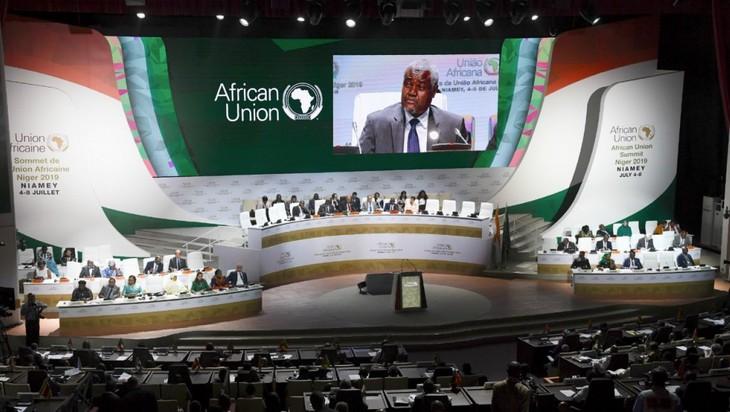 """Lancement """"historique"""" de la zone de libre-échange africaine au sommet de l'Union africaine - ảnh 1"""
