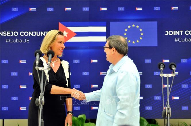 L'UE et Cuba renforcent leurs liens, face aux pressions de Washington - ảnh 1