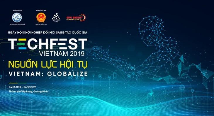 Ouverture de la Techfest Vietnam 2019 - ảnh 1