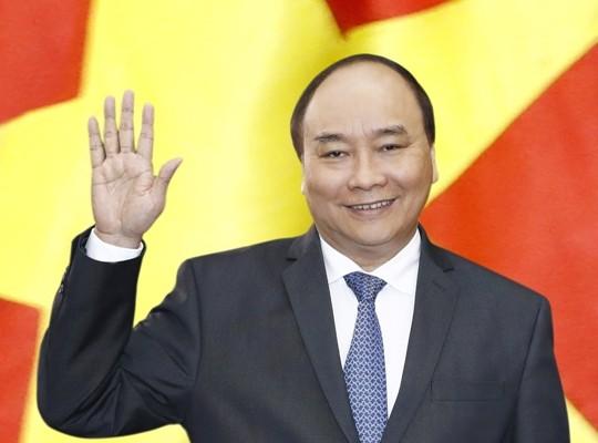 Nguyên Xuân Phuc entame une visite officielle au Myanmar - ảnh 1