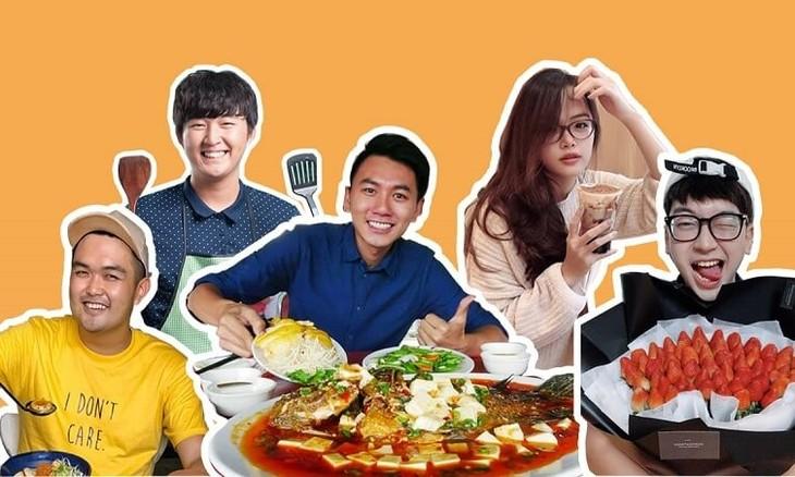 Blogueur, un métier en vogue chez les jeunes vietnamiens - ảnh 2