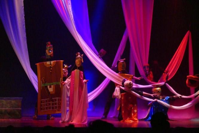 Nguyên Tiên Dung, un marionnettiste dévoué - ảnh 2