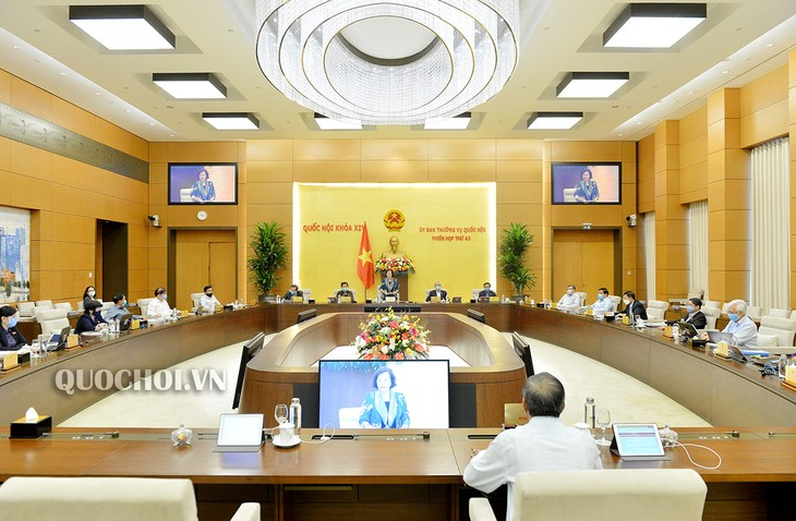 Pembukaan persidangan ke-44 Komite Tetap MN - ảnh 1