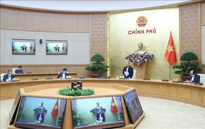 Visioconférence entre le Premier ministre et les entreprises prévue le 9 mai - ảnh 1