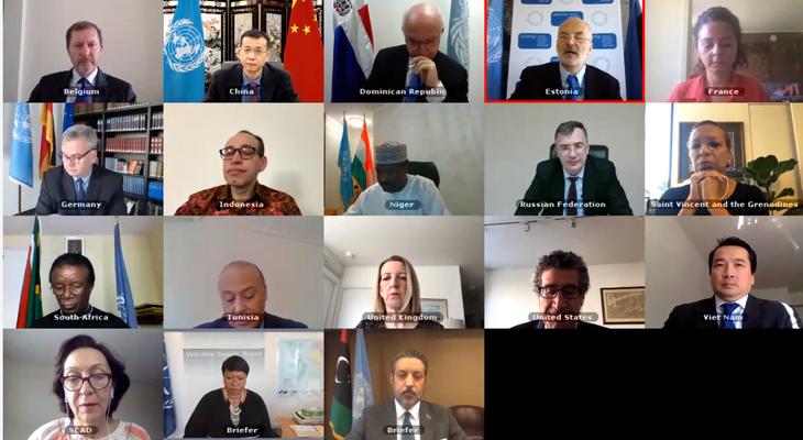 ONU: le Vietnam exhorte les parties libyennes à respecter le droit international humanitaire - ảnh 1
