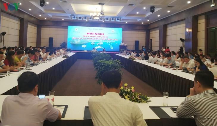 Quang Ninh lance sa campagne de promotion touristique - ảnh 1