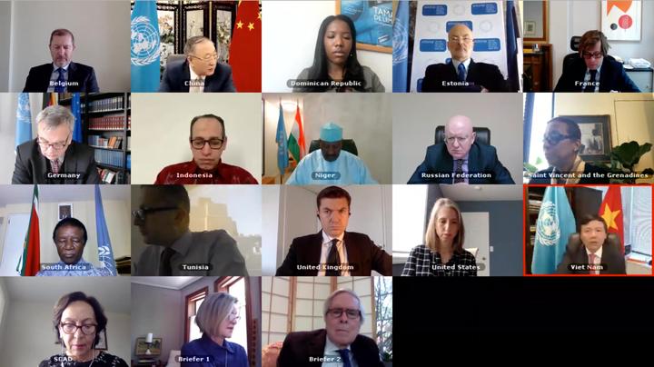 ONU : le Vietnam souhaite améliorer les méthodes de travail du Conseil de sécurité - ảnh 1