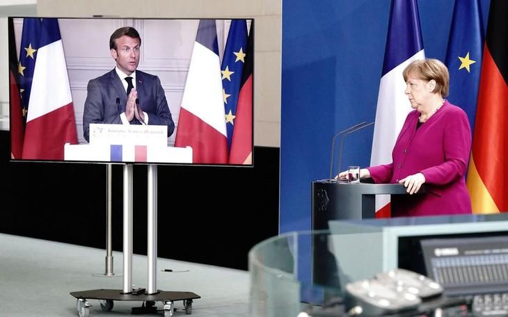Covid-19: un plan franco-allemand à 500 milliards pour sortir l'Europe de la crise - ảnh 1