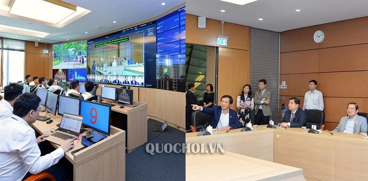 L'Assemblée nationale en visioconférence : flexible, moderne et accessible - ảnh 1