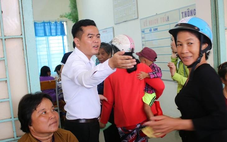 Kim Phuc Thành : Hô Chi Minh est mon idole - ảnh 1