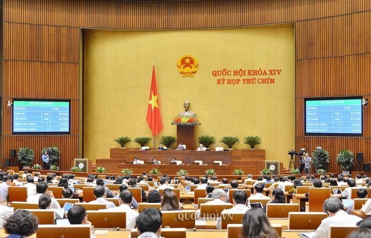 Assemblée nationale : Porter l'effectif des députés permanents de 35% à 40% - ảnh 1