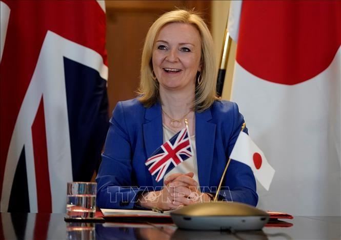 Japonais et Britanniques commencent à négocier un accord de libre-échange - ảnh 1