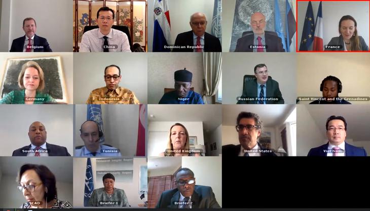 Le Vietnam plaide pour la garantie de la justice dans la transition au Soudan - ảnh 1