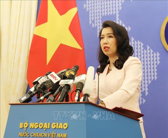 Conférence de presse du ministère des Affaires étrangères du 18 juin - ảnh 1