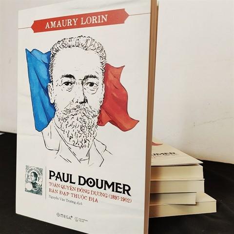 «Paul Doumer, gouverneur général de l'Indochine» - ảnh 1